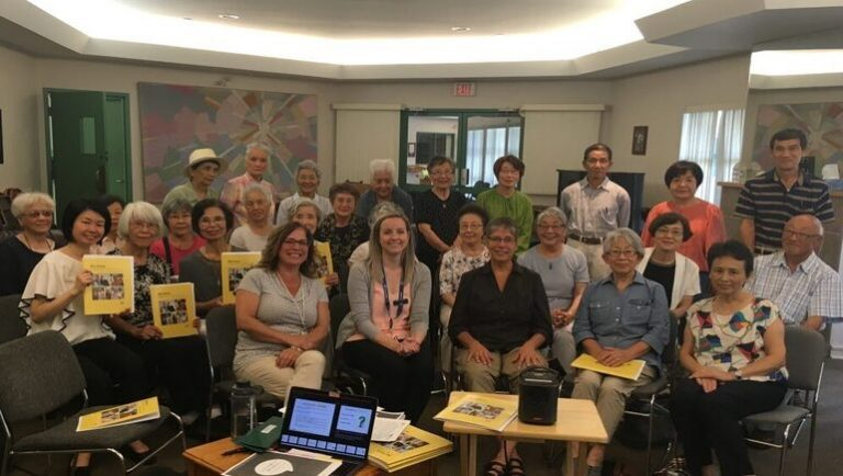 Community Advance Care Planning Workshop with a Japanese Association